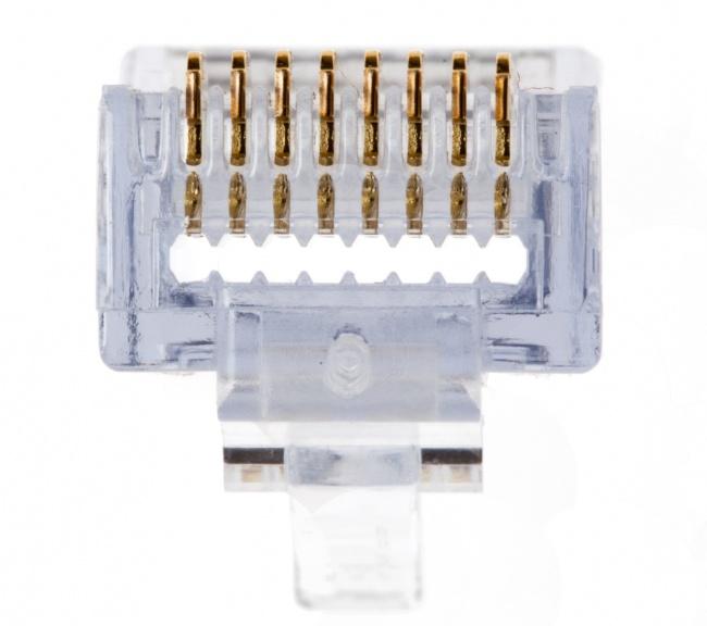 Ez Rj45 Cat6 Connectors 1000ftcables