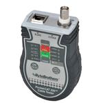 Pocket RJ45/Coax Tester