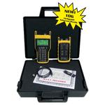 Fiber Optic 4 BOLT Wave Source MM VFL Test Kit