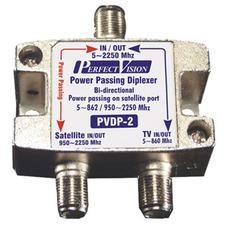 1 Sat Port Power Passing Diplexer 5 2250 MHZ
