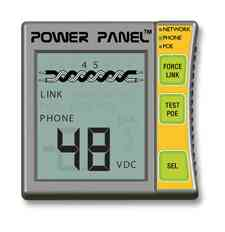 Power Panel Single Jack