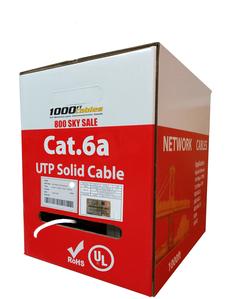 1000ft-Cat6A-Plenum-100%-Solid-Copper-UTP-550MHz-Ethernet-Cable