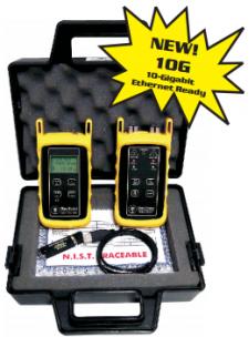 Wave Tester / Wave Source 1310/1550 Test Kit