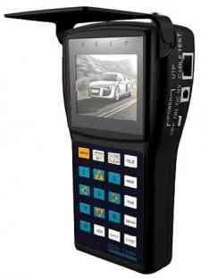 VTX454 CCTV Device Tester with DVM