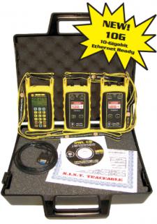 Wave Tester Dual 850 Laser OWL1310 Test Kit